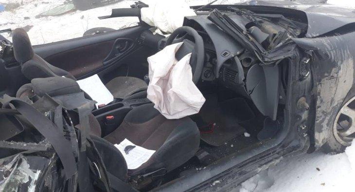 Алматыда жантүршігерлік жол апаты боп, 20 жастағы жүргізуші қаза тапты