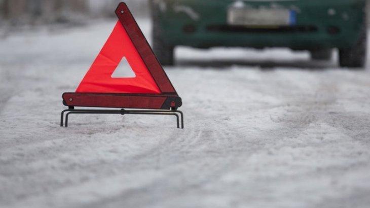 В Карагандинской области автобус с 35 рабочими шахты попал в ДТП