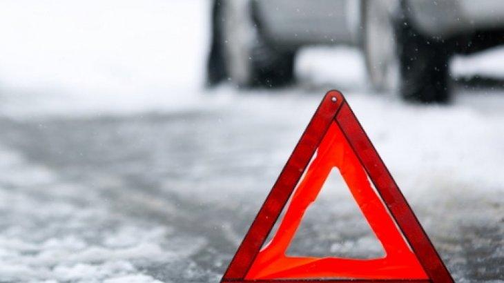 Двое человек погибли в ДТП на трассе близ Павлодара