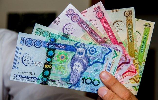 Түркімендер банкоматтағы ақшаны пара беру арқылы шешіп алуға мәжбүр