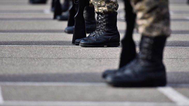 Қарағандыда әскери борышын өтеп жатқан сарбаз өзін атып өлтірді
