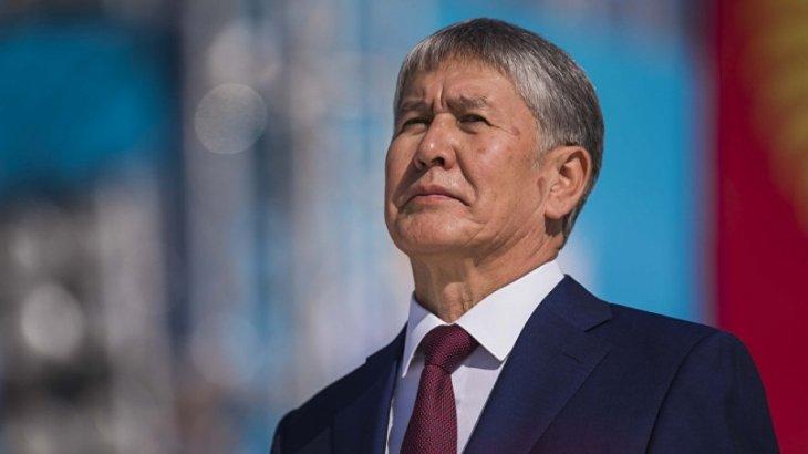Қырғыз экс-президенті Алмазбек Атамбаев 2020 жылғы Парламент сайлауына қатыспақ