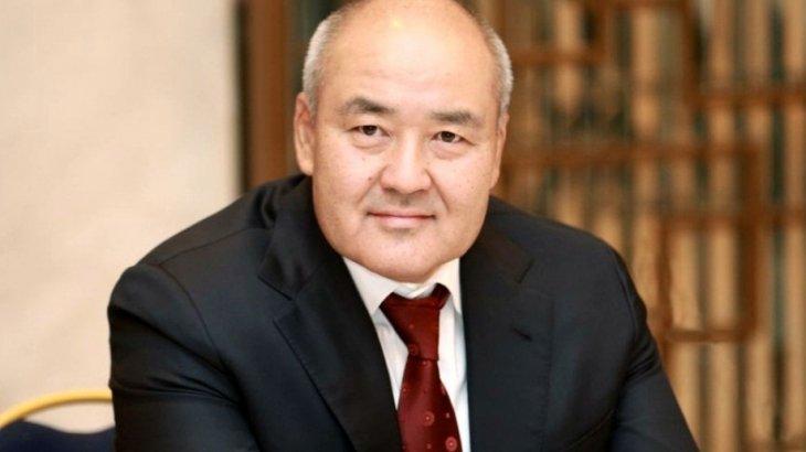 Өмірзақ Шүкеев Түркістан облысы әкімі болып тағайындалды