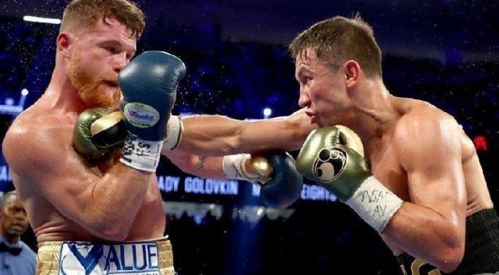 Очень сильный боксер, всегда идет вперед - Канело о Головкине