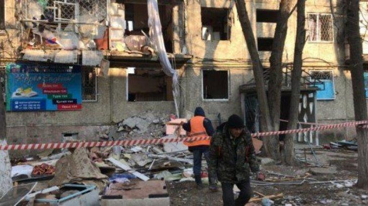 Взрыв в многоэтажном доме в Таразе: Семьям погибших выплатят по 1 млн тенге