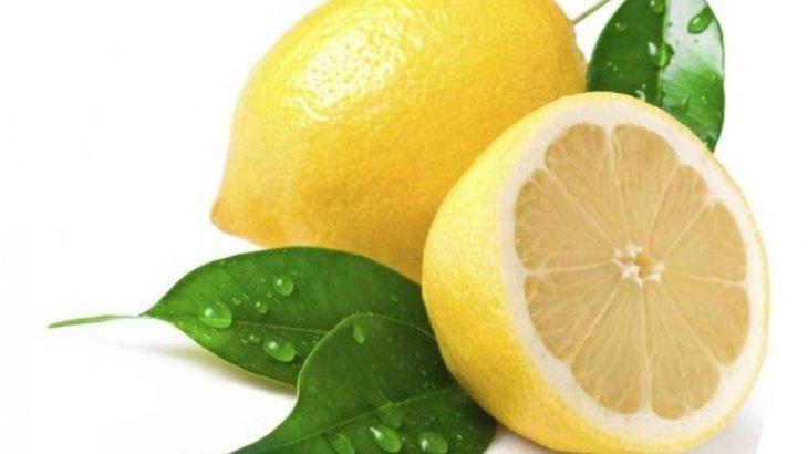 Лимон 7 түрлі аурудың алдын алады