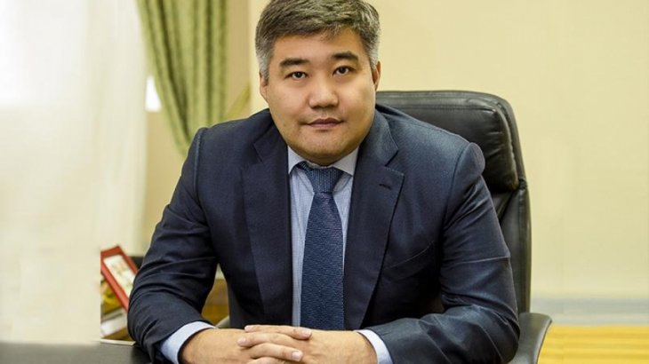 Дархан Кәлетаев үкімет кеңсесінің басшысы болып тағайындалды