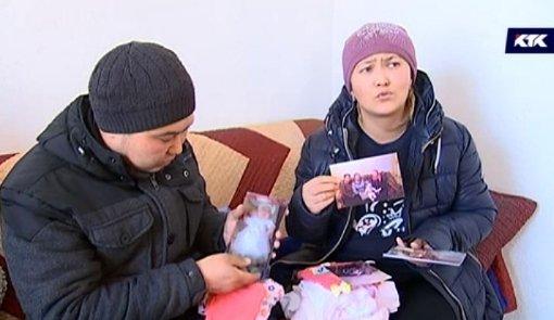 Алматы облысында ауруханаға температурамен түскен сәбидің өліміне ата-ана дәрігерлерді кінәлап отыр