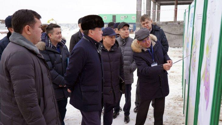 Асқар Мамин Астана маңындағы елді мекендерді аралады