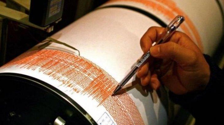 Землетрясение произошло на Алтае у границы Казахстана