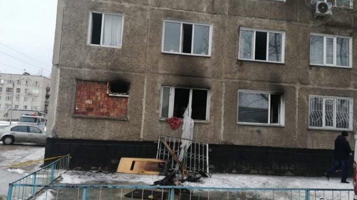 Неизвестное вещество взорвалось в жилом доме в Павлодаре, погиб мужчина