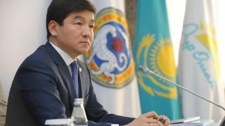 Бауыржан Байбек Алматының шет аймақтарындағы жолдарды жөндеуді тапсырды