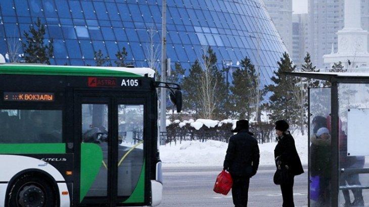 Проезд в общественном транспорте в Астане будет бесплатным для женщин на 8 марта