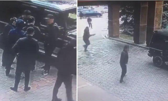 Стрельба в центре Алматы: задержаны подозреваемые