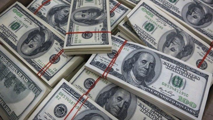 KASE: курс доллара понизился на 1,8 тенге