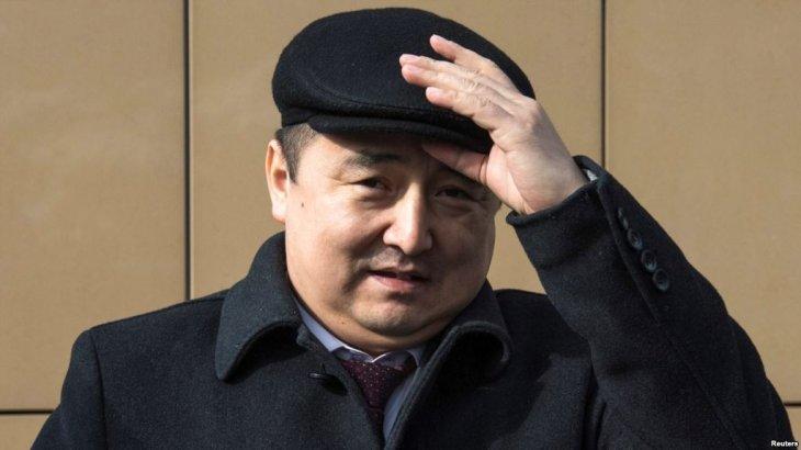 «Қарызы болған»: Қытай сыртқы істер министрлігі Біләштің ұсталғанына қатысты пікір білдірді
