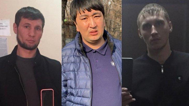Трое 33-летних мужчин обкрадывали студентов в Алматы (ФОТО)