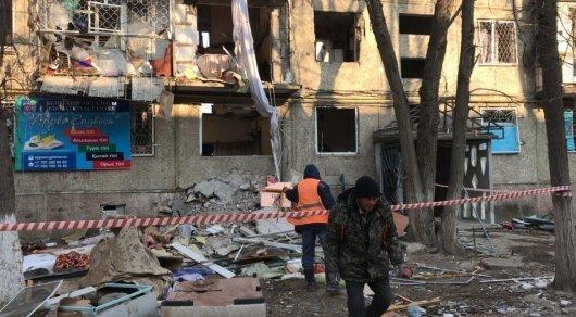 Скончался еще один пострадавший при взрыве в многоэтажке Тараза