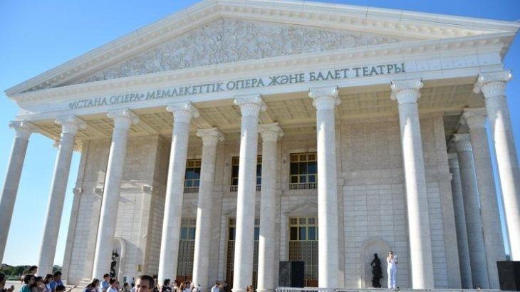 «Астана Опера» театрында «Жібек саты» бір актілі опера-фарсының премьерасы өтеді