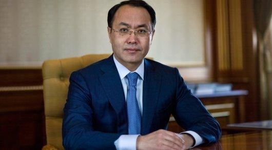 Қайрат Қожамжаров Сенат депутаты боп тағайындалды