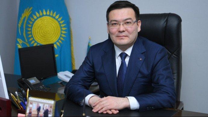 Мейіржан Мырзалиев Түркістан облысы әкімінің орынбасары боп тағайындалды