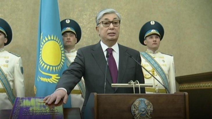 Қасым-Жомарт Тоқаев Қазақстан Республикасының президенті болды