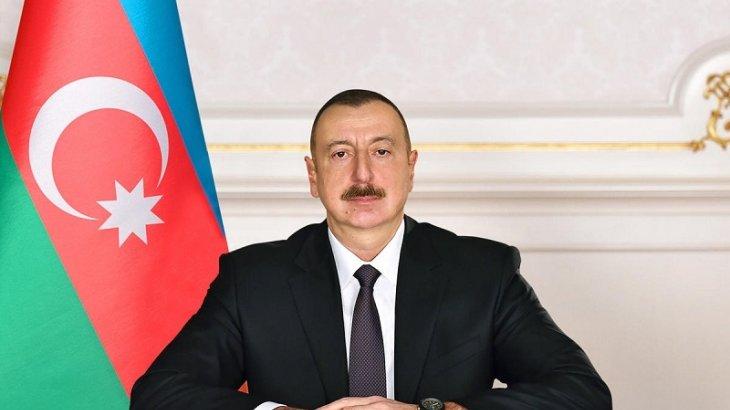 Әзірбайжан президенті Назарбаевқа зор денсаулық тіледі