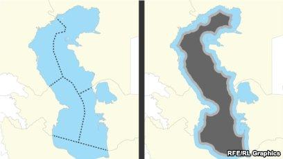 Каспий теңізінің шығыс жағалауында жер сілкінді