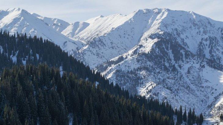 Алматинцев предупредили о лавинах в горах