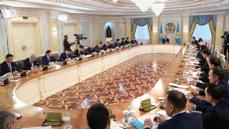 Президент Тоқаевтың төрағалығымен облыс әкімдері қатысқан кеңес өтті