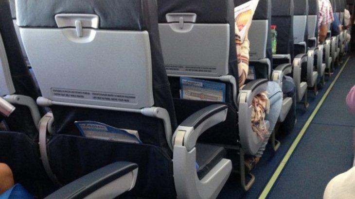«Нұр-Сұлтан – Алматы» рейсінде шу шығарған қытай азаматы ұшақтан шығарылды
