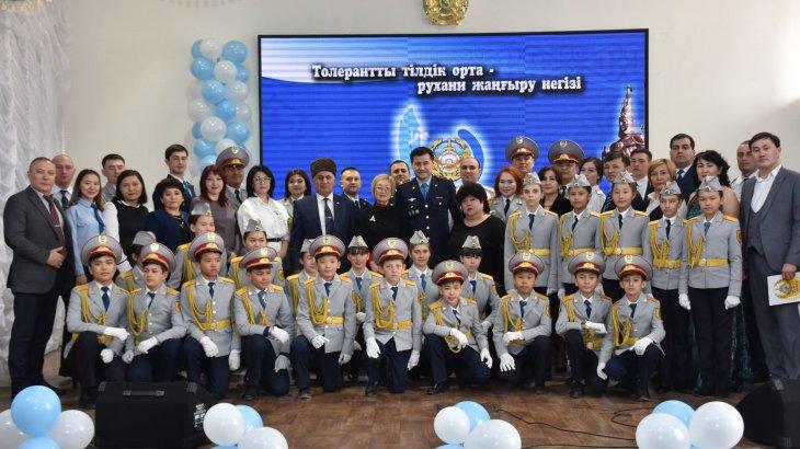 Қарағанды облыстық полиция департаментінде форум өтті