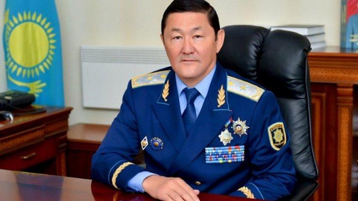Берік Асылов ҚР Бас прокурорының бірінші орынбасары боп тағайындалды