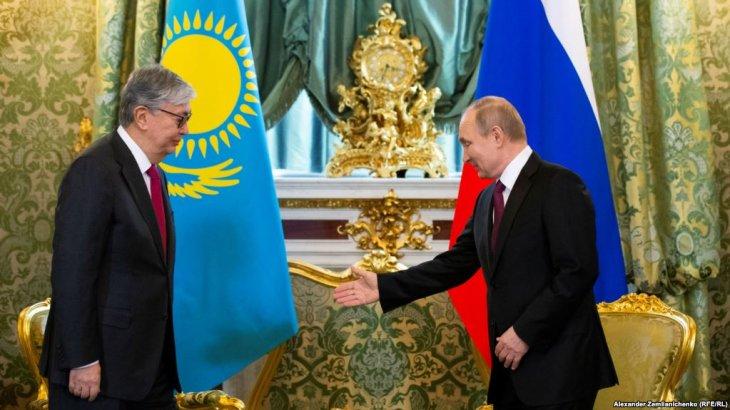 Путин Қазақстанда атом электр станциясын салуды ұсынды