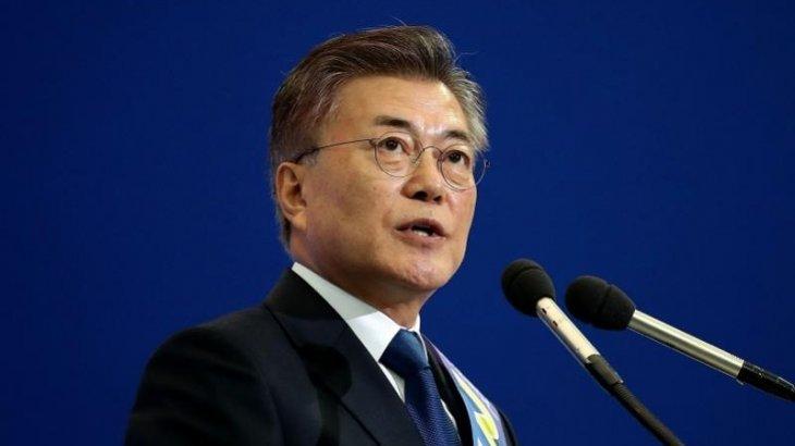 Корея Республикасының Президенті Мун Чжэ Ин Қазақстанға келді