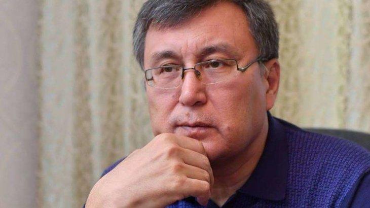 Бауыржан Омаров Президент кеңесшісі боп тағайындалды
