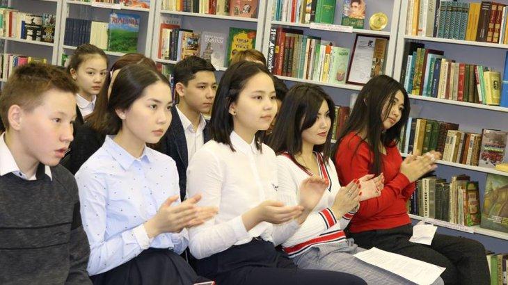 Қарағанды облыстық Ассамблеясы «Кітап – мәңгілік ғажайып!» атты шара өткізді
