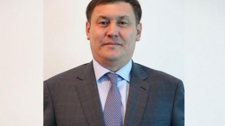 Ғалымжан Әбдірайымов Талдықорған әкімі боп тағайындалды
