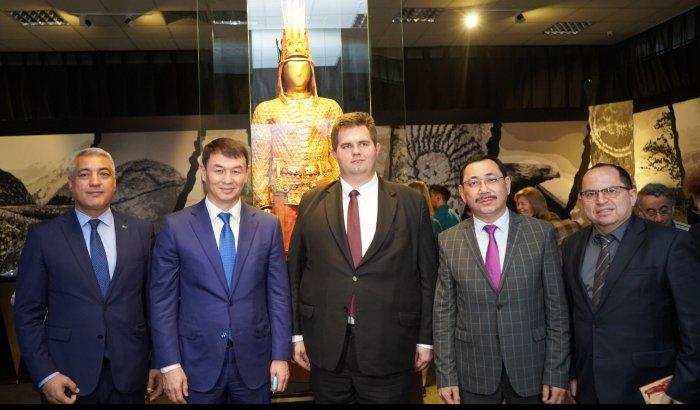 Ташкентте «Ұлы Дала: тарих және мәдениет» атты көрме ашылды