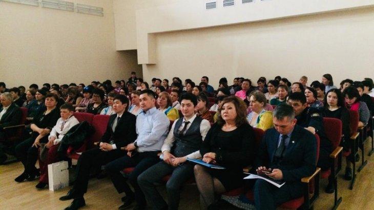 Қарағанды облыстық Ассамблеясы мемлекеттік бағдарламаларды xалық арасында түсіндіруді бастады