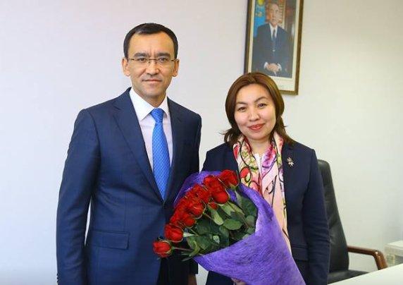 Бибігүл Жексенбай «Астана» телеарнасының бас директоры болып тағайындалды