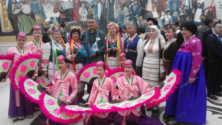 Қарағанды облыстық Ассамблеясы Кореядағы «Ұлы саяхат» Халықаралық фестиваліне қатысқандармен кездесу өткізді