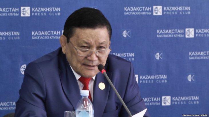 Жақсыбай Бәзілбаев осымен бесінші рет Қазақстан президенті сайлауына кандидат болатынын мәлімдеді