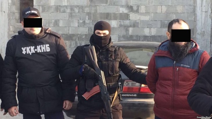 Ақтөбе облысында былтырдан бері 13 азамат терроризм айыбымен сотталған