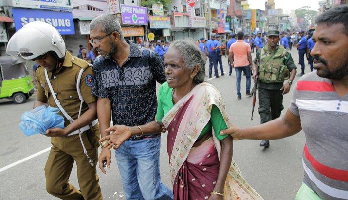 Шри-Ланкада Пасха мерекесін тойлау кезінде 160 адам көз жұмды