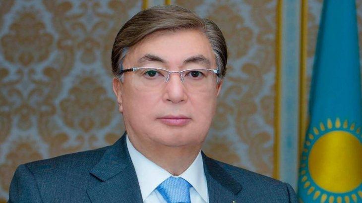 Тоқаев Владимир Зеленскийді жеңісімен құттықтады