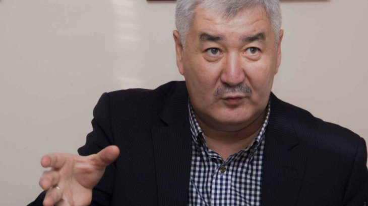 Әміржан Қосанов президенттікке кандидат ретінде ұсынылды