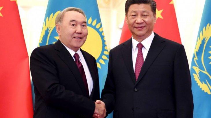 Назарбаев: Қытай мемлекеті –  Қазақстан үшін тірек санайтын біздің жақын досымыз