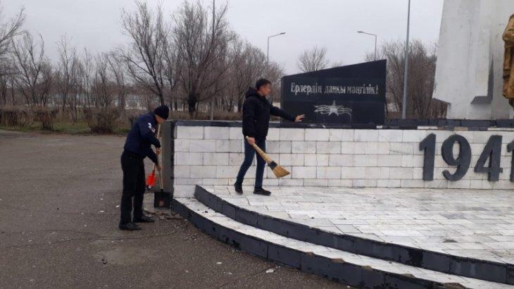 «Нұр Отан» партиясының ұйымдастыруымен Қарағанды облысында 350 жас «Ұрпақтар естелігі» акциясын бастады