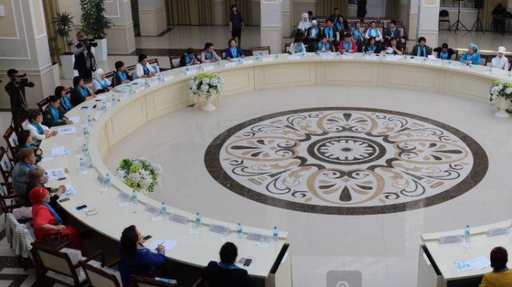 Қарағанды облысы ҚХА Аналар кеңесінің облыстық форумы өтті